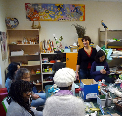 atelier art therapie